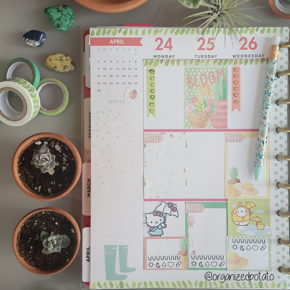 Planner Printable Weekly Spread