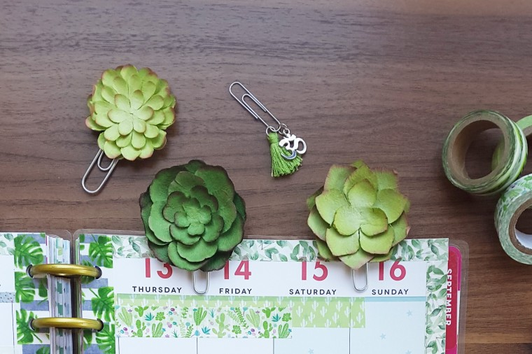 July 10-16 Weekly Spread - Paperclips #happyplanner #planner #succulent #succulents #leaf #leaves #tropicalleaf #tropicalleaves #cactus #cacti #plants #green #leaf #leaves #leafy #plannerideas #plannerinspo #plannerinspiration #cute #kawaii #yankeecandle #woodwick #michaels #hobbylobby #DIY #meandmybigideas #mambi #eclp #filofax #bujo #bulletjournal #plannerclips #paperclips #paperclip #om #yoga #zen