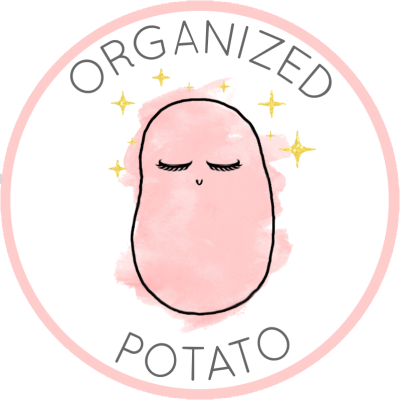 Organized Potato Logo