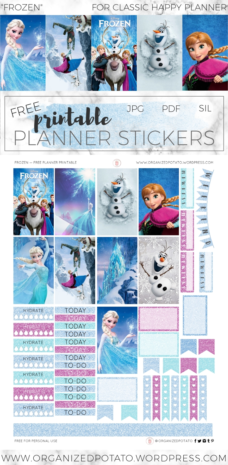 Disney_Frozen_Free_DIY_Printable_Planner_Stickers_For_Classic_Happy_Planner_or_Bujo