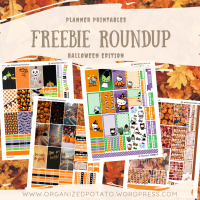 Freebie Roundup: Halloween Edition