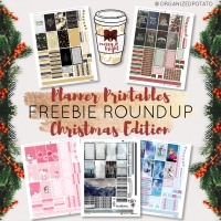 Freebie Roundup: Christmas Edition